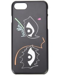 Haculla - Tecknikolor Teardrop Iphone 7 Case - Lyst
