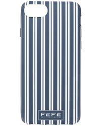 Fefe - Coque d'Iphone 8 plus Camiceria - Lyst