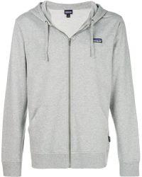 Patagonia - Hooded Sweatshirt - Lyst