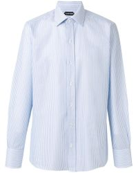Tom Ford - Long Sleeved Shirt - Lyst
