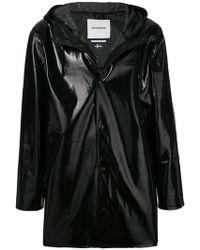 Stutterheim - Waterproof Hooded Rain Jacket - Lyst
