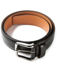 Tod's - Tod S Buckled Belt - Lyst
