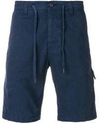 Aspesi | Drawstring Chino Shorts | Lyst