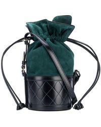 Carven - Drawstring Bucket Shoulder Bag - Lyst