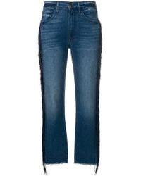 3x1 - W3 Higher Ground Crop Jeans - Lyst