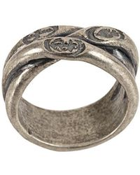 Tobias Wistisen - Twisted Ring - Lyst