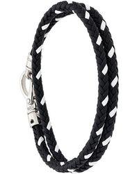 Tod's | Double Wrap Bracelet | Lyst