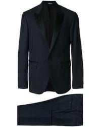 Lanvin - Formal Two-piece Suit - Lyst