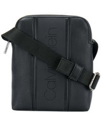Calvin Klein - Mini Reporter Bag - Lyst