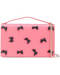Boutique Moschino | Bow Cross Body Bag | Lyst
