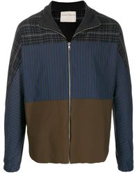 Stephan Schneider - Lightweight Patchwork Jacket - Lyst