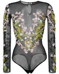 Amen - Flower Embellished Body - Lyst