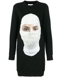 ih nom uh nit - Future Print Long Sweatshirt - Lyst