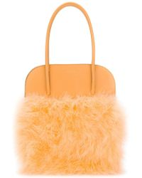 Nina Ricci | Panelled Fluffly Tote | Lyst