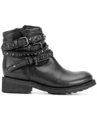 Ash - Destroyer Ankle Boots - Lyst