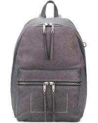 Rick Owens - Dirt Backpack - Lyst