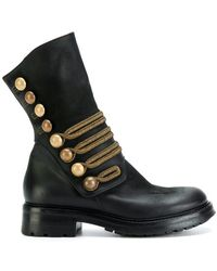 Strategia - Embellished Boots - Lyst