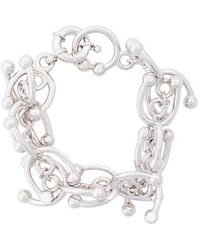 Eddie Borgo | Ball Chain Bracelet | Lyst