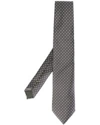 Canali - Dotted Pattern Tie - Lyst