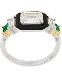 V Jewellery - Carine Ring - Lyst