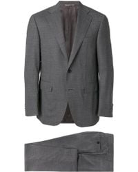 Canali - Slim Fit Two-piece Suit - Lyst