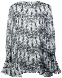 Thomas Wylde - Coition Blouse - Lyst