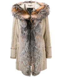 Philipp Plein - Amazing Fur Coat - Lyst