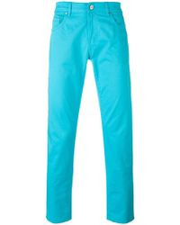 PT01 - Classic Chino Trousers - Lyst