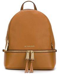 MICHAEL Michael Kors - Logo Backpack - Lyst
