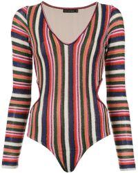 Cecilia Prado - Santana Knit Body - Lyst