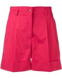 P.A.R.O.S.H. - Side Stripe Shorts - Lyst