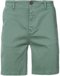 Cuisse De Grenouille - Plain Bermuda Shorts - Lyst