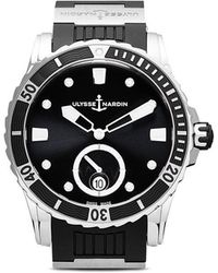 Ulysse Nardin - Lady Diver 40mm - Lyst