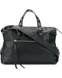 RED Valentino - Logo Adjustable-handle Tote - Lyst