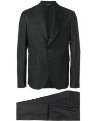 Dolce & Gabbana - Traje estampado - Lyst