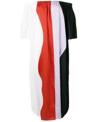 Mara Hoffman - Striped Maxi Dress - Lyst