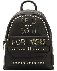 Trussardi - Be U Studded Backpack - Lyst