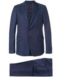 Prada - Single Breasted Formal Suit - Lyst
