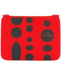 """Comme des Garçons - Circle Print Macbook Pro 13"""" Case - Lyst"""