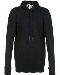 Boris Bidjan Saberi 11 - Elongated Longsleeved Hoodie - Lyst