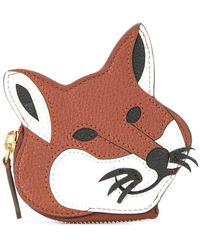 Maison Kitsuné - Fox Wallet - Lyst