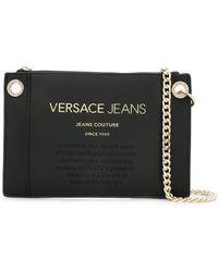 Versace Jeans - Маленькая Сумка Через Плечо - Lyst