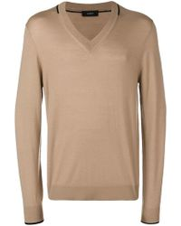 JOSEPH - V-neck Sweater - Lyst