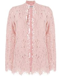 Max & Moi - Lace Jacket - Lyst