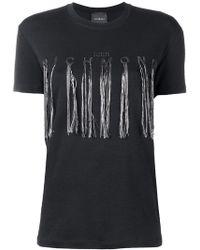 John Richmond - Reuben T-shirt - Lyst