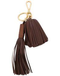 Altuzarra - Muti Tassel Key Ring - Lyst