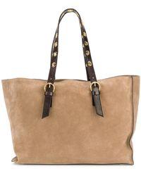 L'Autre Chose   Tote Bag With Tonal Straps   Lyst
