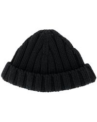 DSquared² - Chunky Knit Beanie - Lyst