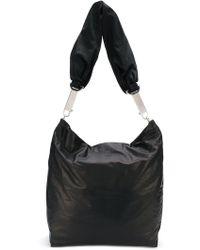 Rick Owens - Sisyphus Cargo Shoulder Bag - Lyst