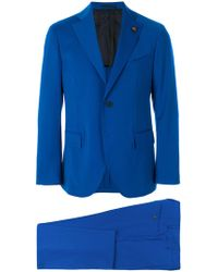 Gabriele Pasini - Single Breasted Suit - Lyst